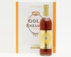 ゴールドエンザミンの甘味料を天然の「黒糖蜜」に変更